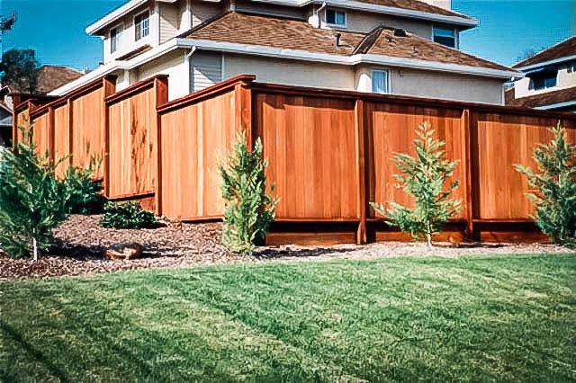 Custom Fences Sacramento Builders